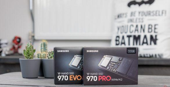 Samsung 970EVO 970PRO NVME tech365nl 100