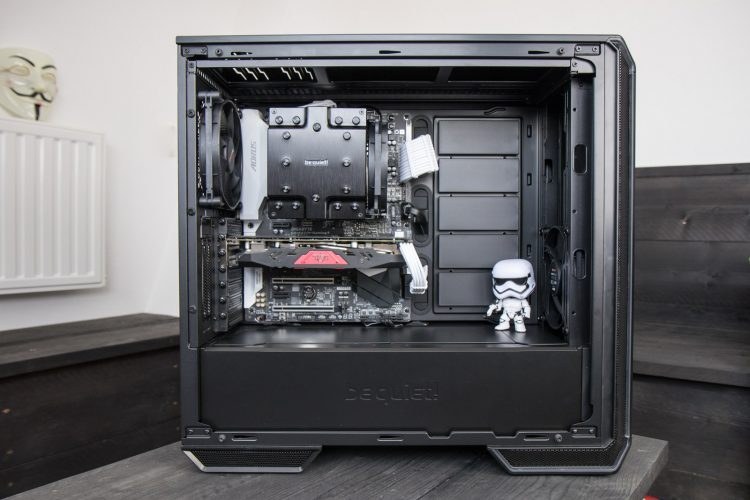 be quiet dark base 700 tech365nl 100