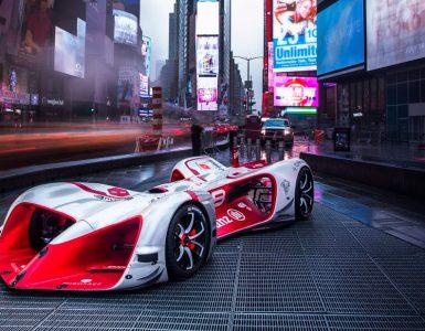 RoboCar AI racecar