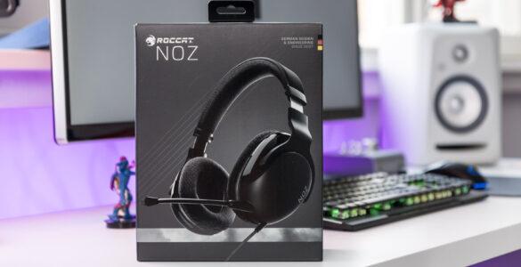 ROCCAT NOZ Gaming headset tech365nl 100