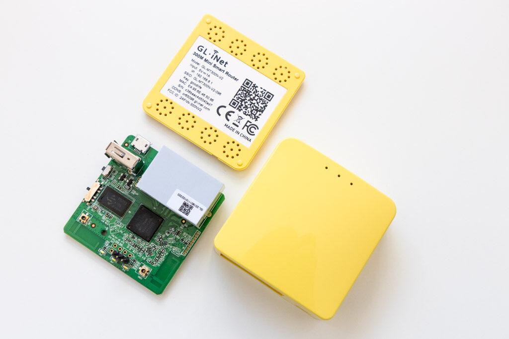 GL-iNet MiniSmartRouter tech365nl 007
