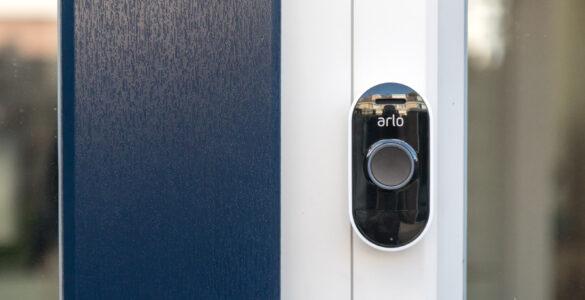 Arlo Audio Doorbell Chime Ultra tech365nl 100