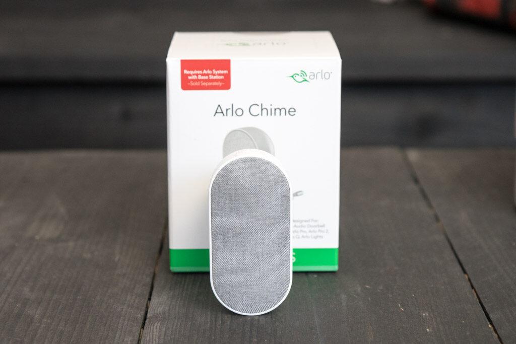 Arlo Chime tech365nl 001