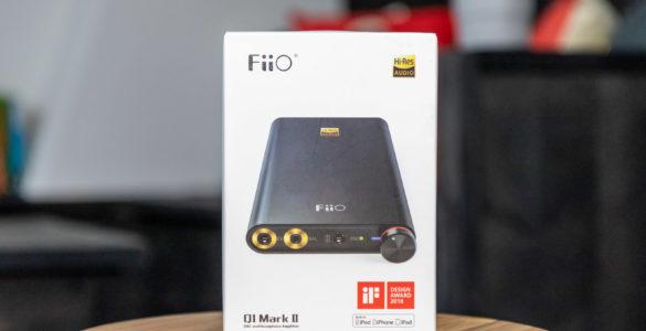 Fiio Q1 Mark II tech365 100