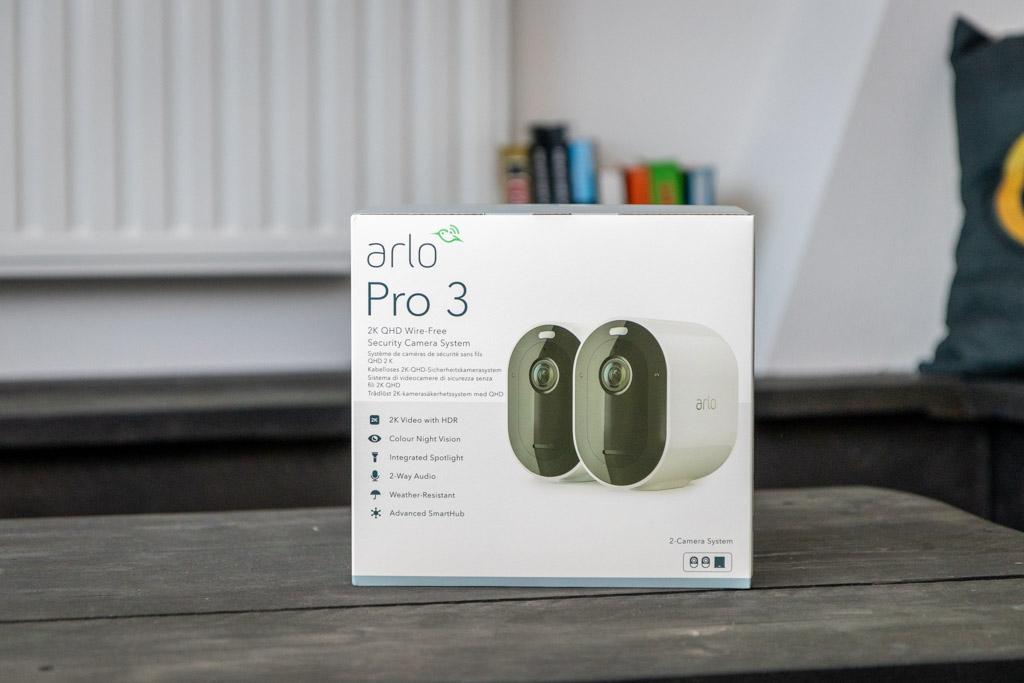 Netgear Arlo Pro 3 tech365 001