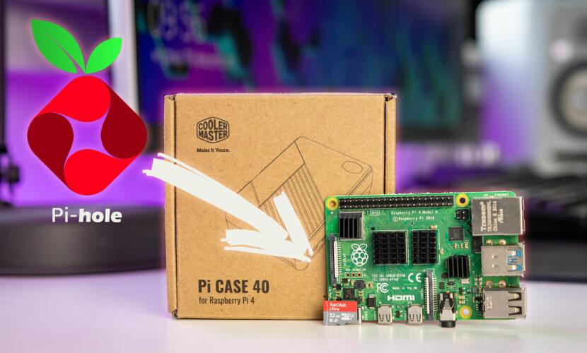 RaspberryPi Pi-hole tech365 100