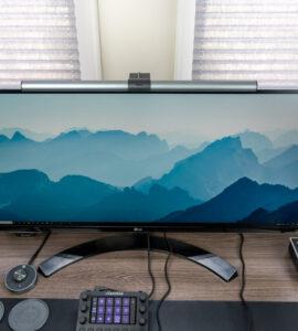 BenQ ScreenBar Plus tech365 100