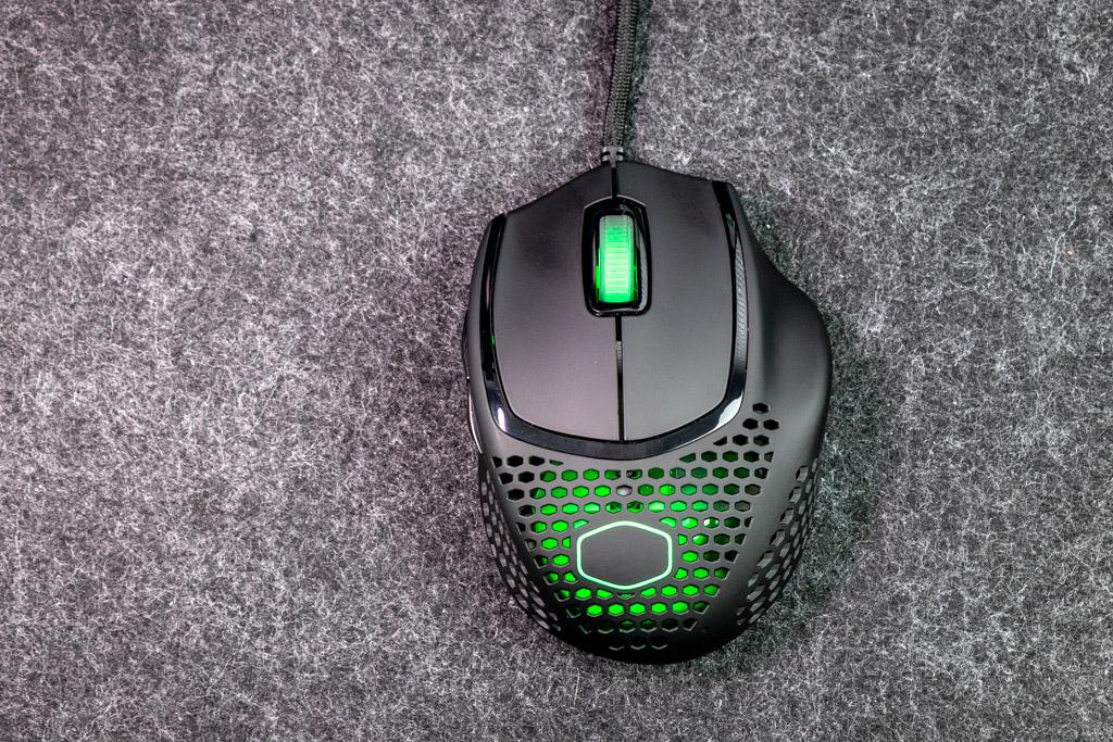MM720 groene verlichting