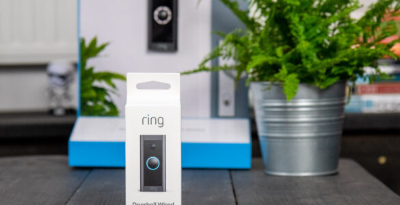 Ring Video Doorbell Wired Header