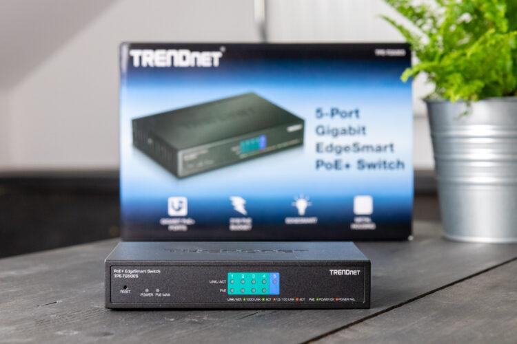 TRENDnet TPE-TG50ES tech365 100
